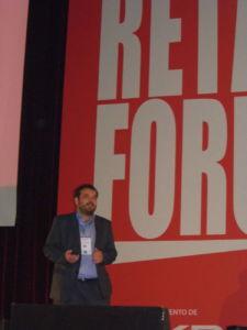 Miguel Ángel Cuesta interviene en Retail Forum