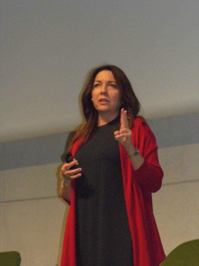 Marisa Selfa interviene en Retail Revolution Conference para hablar de retail y sostenibilidad