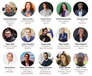 participantes en Retail Revolution Conference