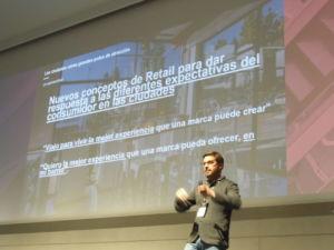 Sergi Ricart, Retail Marketing de Nike Iberia, interviene en Retail Revolution Conference