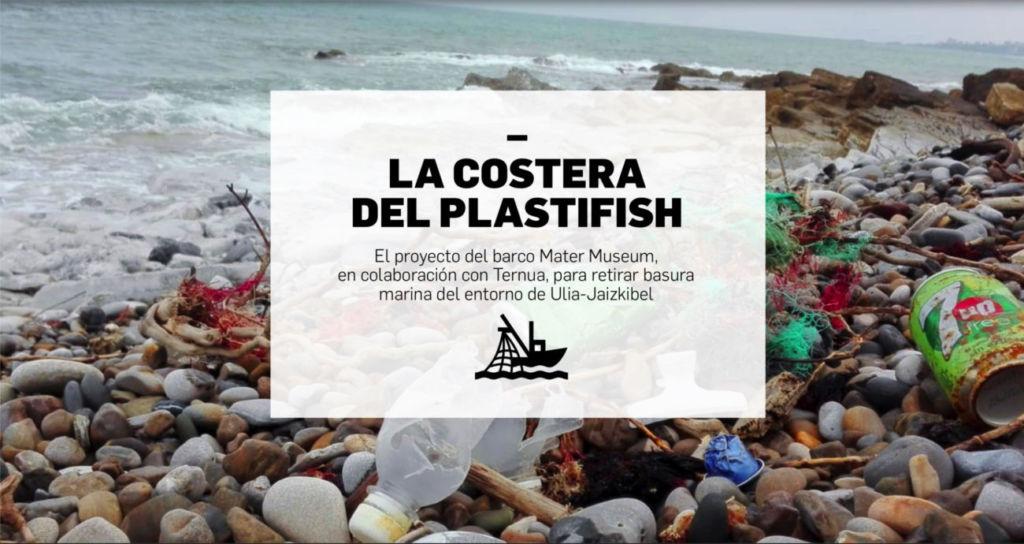 Ternua llama a la colaboración para preservar el litoral guipuzcoano