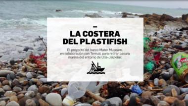 Ternua llama a sumarse a una campaña de recuperación del litoral vasco