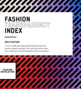 ranking de transparencia en moda deportiva