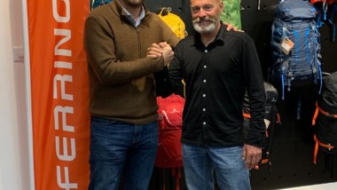 Snow Factory convierte a Ferrino en patrocinadora de Carros de Foc