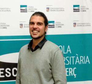 Albert Vinyals, doctor en Psicología del Consumo