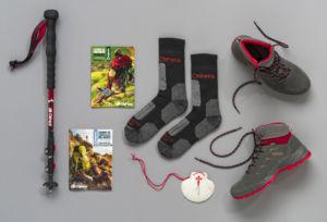 productos Chiruca para el Camino de Santiago