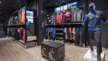 Salomon abre su primera brand store en España y prepara otra en Barcelona