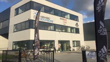 Adidas Pádel inaugura sede en Bélgica