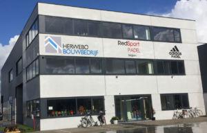 nueva sede de All For Padel en Bélgica