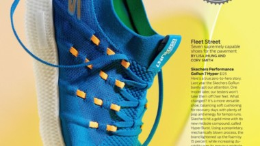 La Skechers Go Run 7 Hyper, elegida mejor zapatilla de running