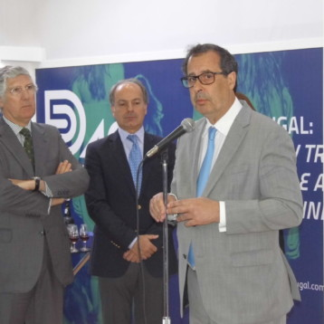 Portugal exhibe músculo en Techtextil