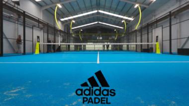 Adidas Padel se alía con Mondo