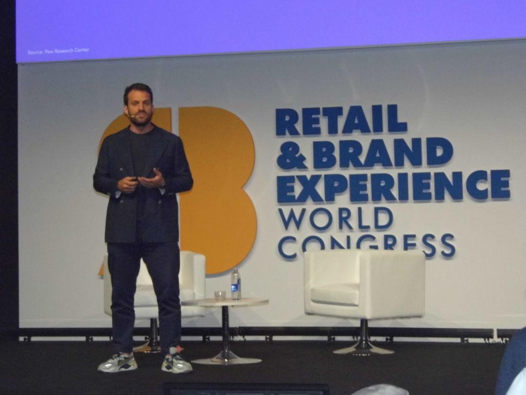 Andrea Scotti participa en Retail Brand&Experience World Congress