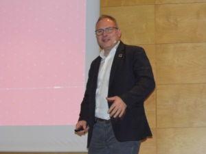 Eduard Martín Lineros habla en Barcelona Activa sobre la tecnología 5G