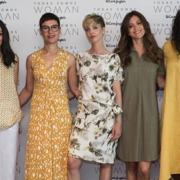 El Corte Inglés da protagonismo a sus empleadas en la campaña de su marca Woman