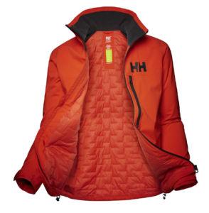 chaqueta Helly Hansen de alta tecnicidad para náutica