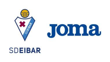 Joma sigue sumando en primera al convertirse en patrocinador del Éibar