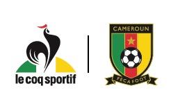 Le Coq Sportif equipará a la selección de fútbol de Camerún