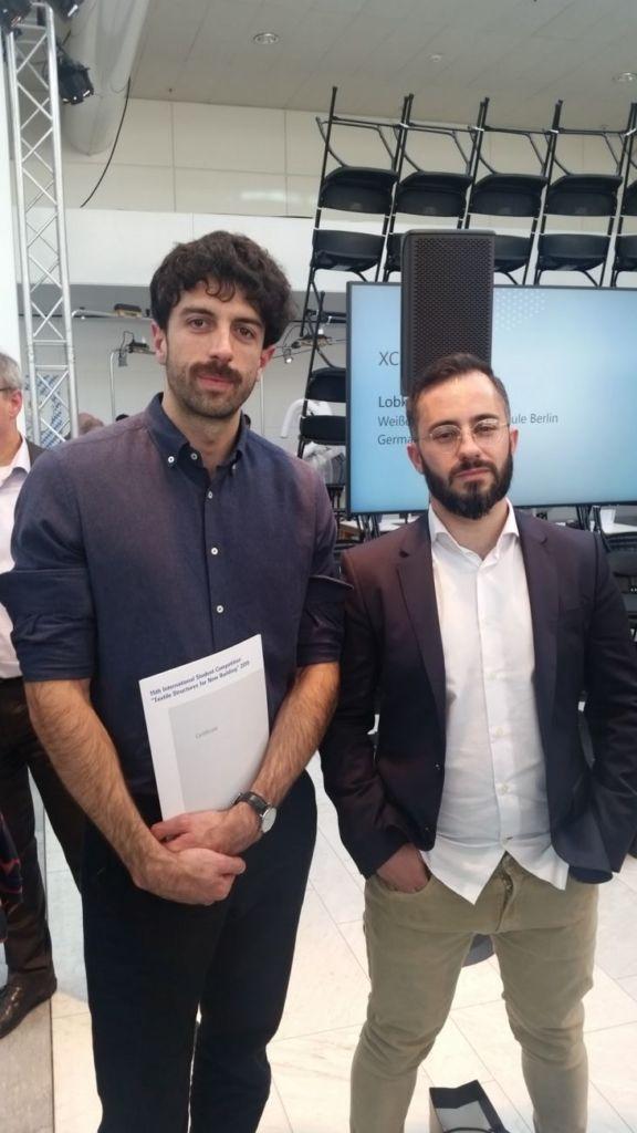 Techtextil premia el talento de los estudiantes de Madrid