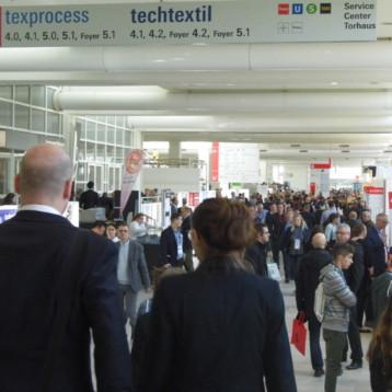 Techtextil exhibe el buen momento del sector de los tejidos técnicos