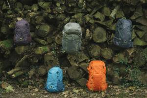 mochilas Ternua realizadas de manera sostenible
