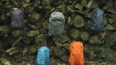 Ternua lanza su primera colección de mochilas de producción íntegramente reciclada
