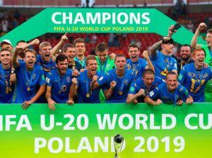 Ucrania se proclama campeona del Mundo sub-20 de fútbol