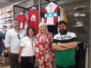 Kappa participa en las jornadas de compra de verano de Tréndico Group