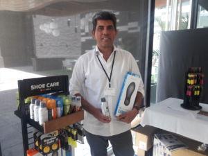 Pizarro y Madureira participa en las jornadas de compra de verano de Tréndico Group