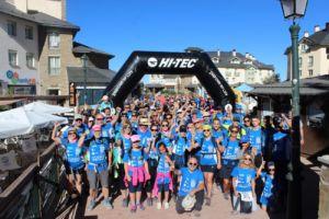 Hi-Tec patrocina la marcha senderista al pico Veleta