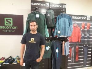 Salomon participa en las jornadas de compra de verano de Tréndico Group