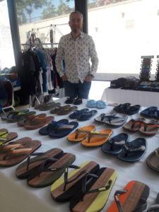 Sinner participa en las jornadas de compra de verano de Tréndico Group
