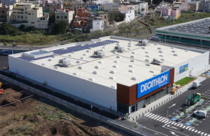 Decathlon retrocede un 3% en su facturación