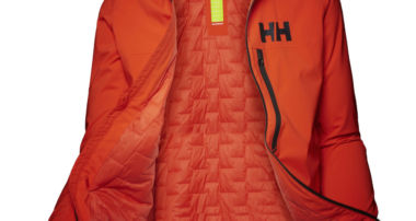 chaqueta Helly Hansen premiada en los German Design Awards