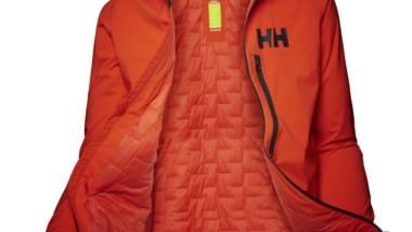 Helly Hansen gana el German Design Award con una innovadora chaqueta