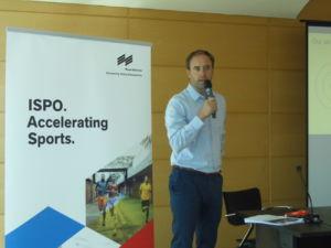 Christoph Rapp interviene en Ispo Academy Barcelona