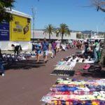 venta ilegal de equipaciones en Barcelona