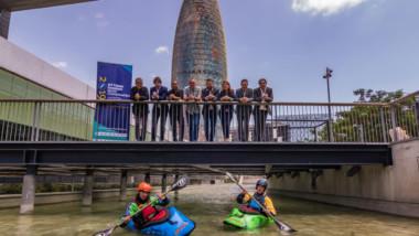 El Mundial de kayak se suma a la sostenibilidad