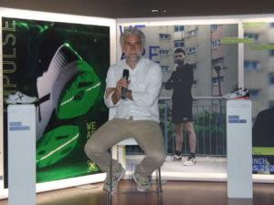 convención comercial de Munich calzado de deporte