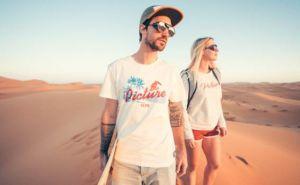 Picture fabrica camisetas sostenibles