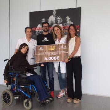 "Salomon triunfa con su iniciativa solidaria ""I Am Running"""