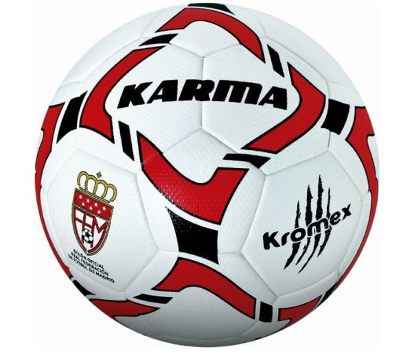 Balón oficial Real Federación de fútbol de Madrid