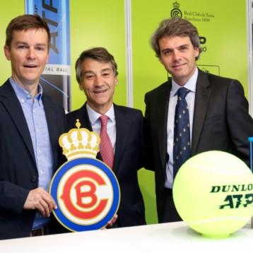 Dunlop amplía su notoriedad en los circuitos de tenis