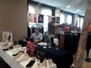 Ditchil participa en jornadas de compra de Point Sport
