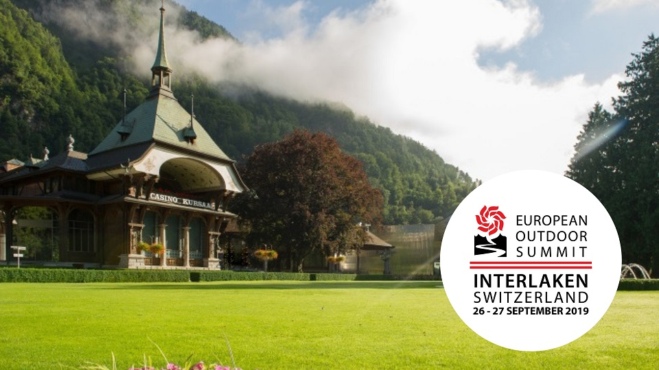 European Outdoor Summit Interlaken