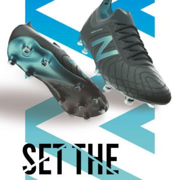 La bota Tekela v2 de New Balance aporta sensación máxima del balón