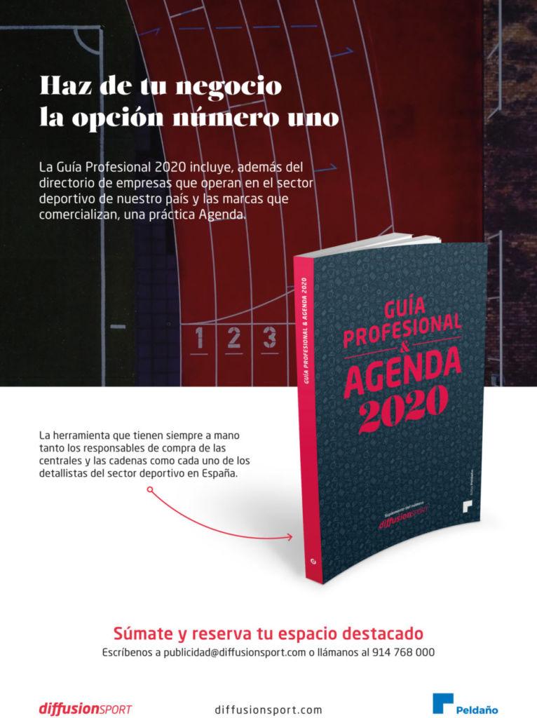 Guía Profesional Agenda 2020 de Diffusion Sport