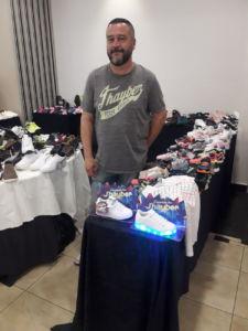J'hayber participa en jornadas de compra de Point Sport