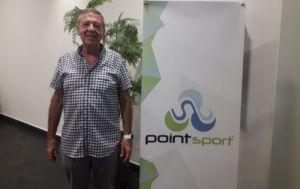 Benito Gil es el gerente de Grupo Anzamar