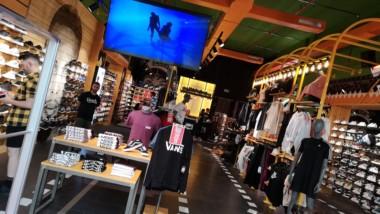 Dooers se estrena en Madrid con una tienda de 190 metros